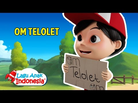 Om Telolet Dangdut - Lagu Anak Indonesia