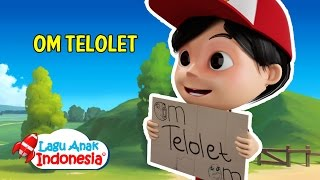 Om Telolet Dangdut - Lagu Anak Indonesia Mp3