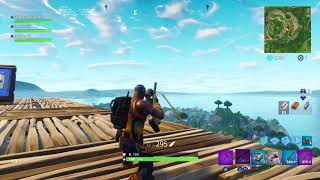 489m Snipe in Fortnite Playgrounds Mode ... World Record??