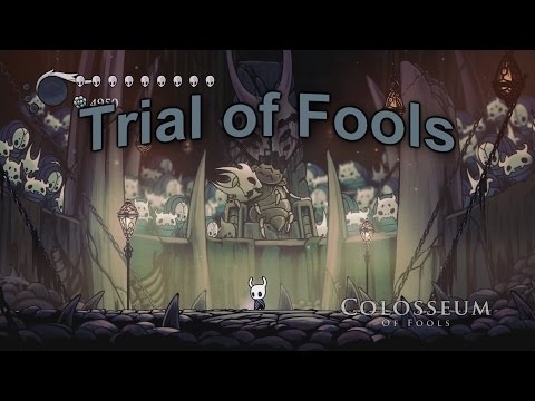 Hollow Knight - How to beat Colosseum Trial of Fools