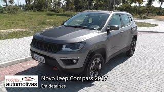 Novo Jeep Compass 2017 - Detalhes - NoticiasAutomotivas.com.br