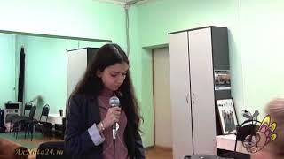 Урок вокала.Форма.Кода. Интерпретация In Assenza Di Te  ч.2-я(2)