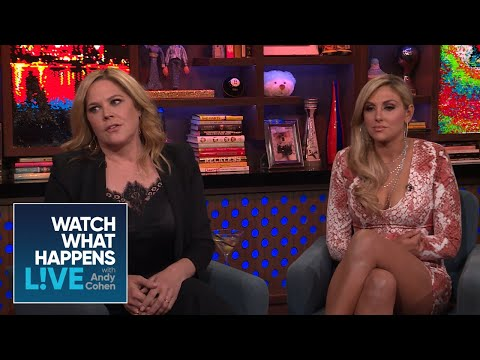 Mary McCormack On Shannon Beador's Freakout  RHOC  WWHL