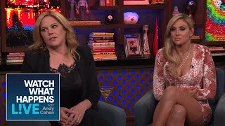 Mary McCormack On Shannon Beador's Freakout | RHOC | WWHL