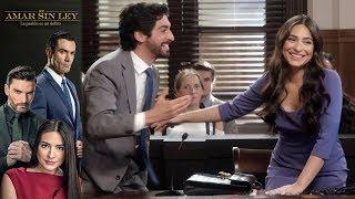 Por Amar Sin Ley 2 - Capítulo 12: Alejandra gana el juicio - Televisa