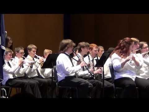 December 2016 - Churchville Chili Senior High School Combined Band and Wind Ensemble