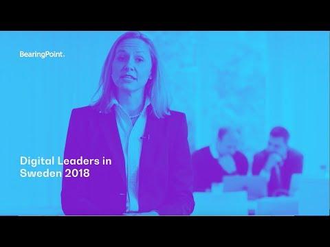 Digital leaders in Sweden 2018