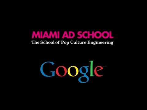 Why Google Chose Miami Ad School | Google Miami Ad School Partnership