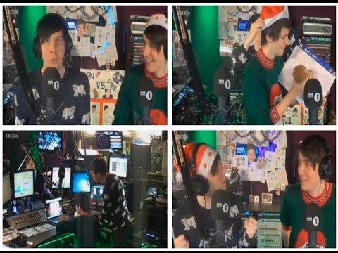 Dan and Phil radio show 15.12.13