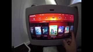 VUELO AVIANCA MEDELLIN - MADRID CLASE EJECUTIVA (BOEING 787 DREAMLINER)