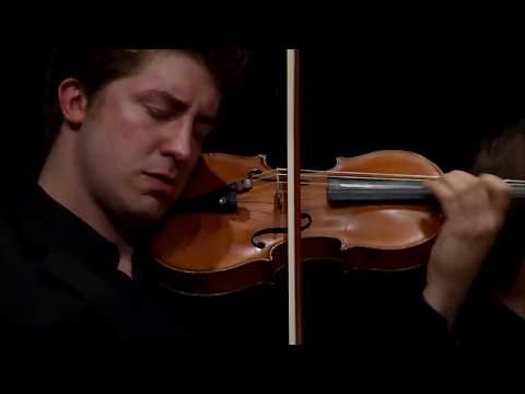 Piazzolla: Le grand tango - Foyle-Stsura Duo (Michael Foyle, violin and Maksim Stsura, piano)