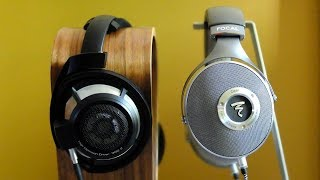 The Sennheiser HD800s vs. The Focal Clear.   A premium headphone comparison!