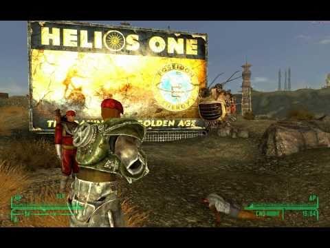 Fallout NV Dead Money Walkthrough Announcement And Part 1 (1080p HD Gameplay)