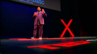 The cure for racism | Napoleon Wells | TEDxColumbiaSC