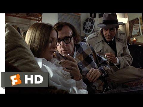 Play It Again, Sam (7/10) Movie CLIP - A Platonic Kiss (1972) HD