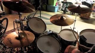 Drum Cover / Husker Du / Something I Learned Today & Broken Home, Broken Heart