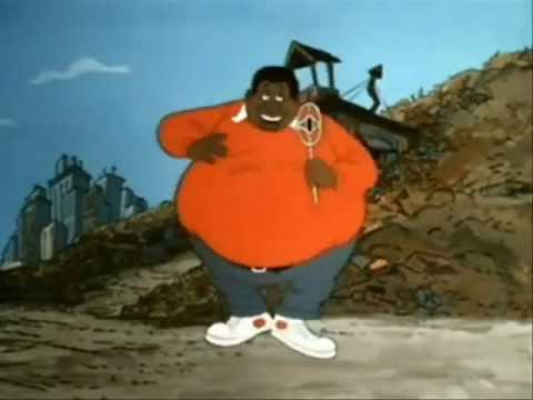 Fat Albert and the Cosby Kids: Intro and Closing Credits [HD]