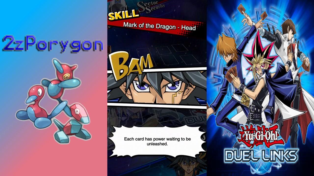 Yu-Gi-Oh! Duel Links - Yu-Gi-Oh! 5Ds gameplay