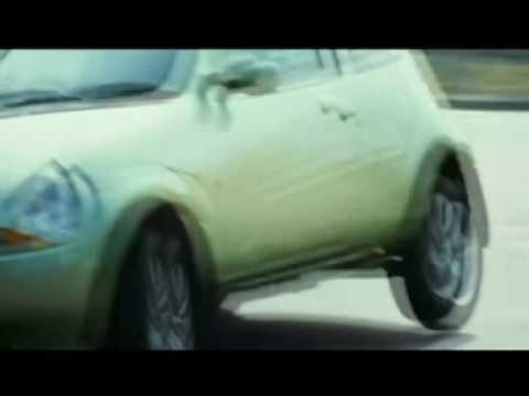 Movie Connected (2008) Car scene