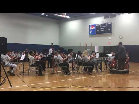 Dragon Slayer - Rodgers Middle School 6th Grade Concert