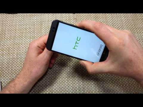 how to put htc in safe mode