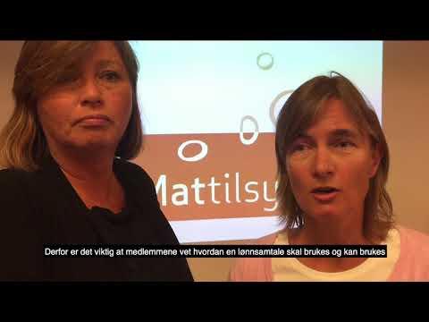 Samling for tillitsvalgte i Mattilsynet
