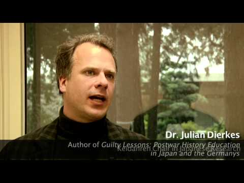 Comparative research - Dr. Julian Dierkes [5 / 5]