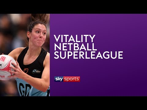 LIVE SUPERLEAGUE NETBALL! Surrey Storm vs Severn Stars