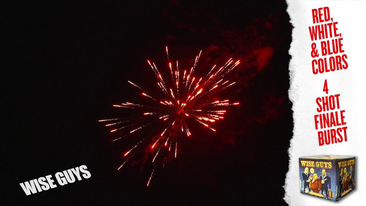 Wise Guys 500g Finale Firework