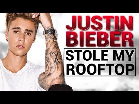 Justin Bieber stole my rooftop - Leffen