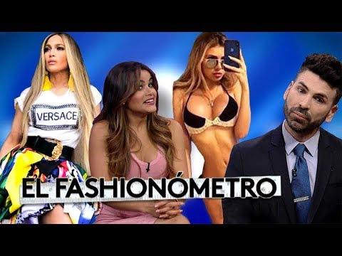 JLo o Alexa Dellanos ¿quién se vistió mejor? | Fashionómetro
