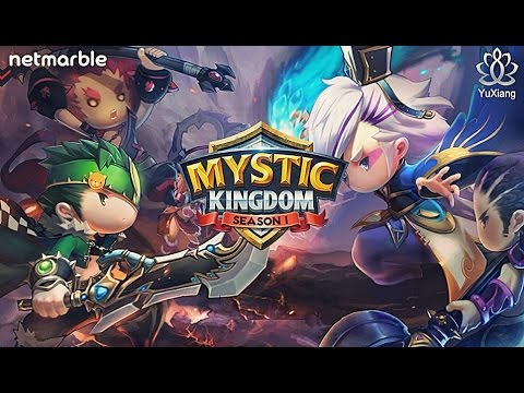 Mystic Kingdom - Android Gameplay HD