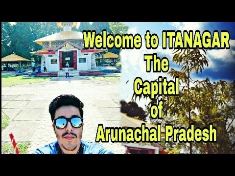 Itanagar | The Capital Of Arunachal Pradesh, INDIA | ARC Vlogs |