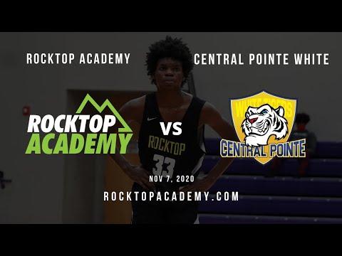 Rocktop Academy vs Central Pointe Christian Academy (White) - November 7, 2020