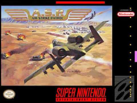 A.S.P. - Air Strike Patrol - Full Soundtrack OST
