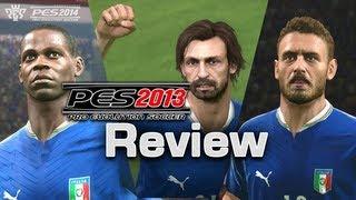 GameSpot Reviews - Pro Evolution Soccer 2014