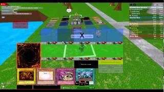 How to play Yu-Gi-Oh GX World on ROBLOX
