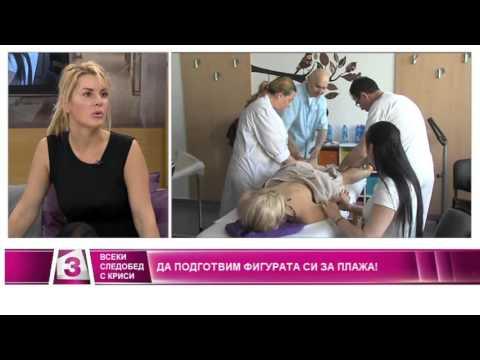 Видео Масаж за отслабване