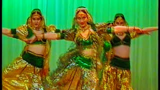 Tu  Cheez Badi Hai Mast Mast, Indian Dance Group Mayuri, Russia