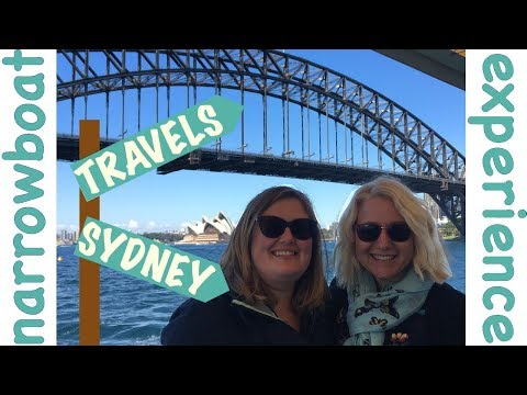 Sydney in 1 day with the Narrowboat Experience   Sightseeing Boat Tour   Botanical Gardens
