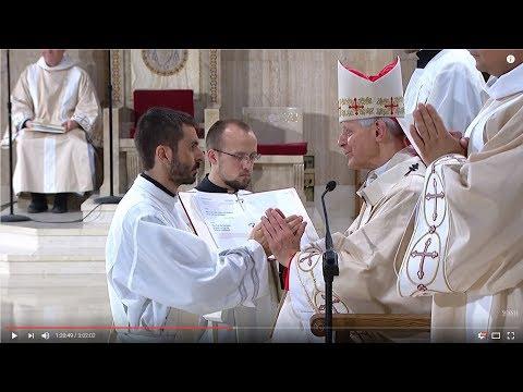 Archdiocese of Washington Priesthood Ordination