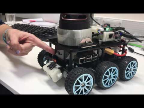 Ennomotive Challenge - Autonomous Robot