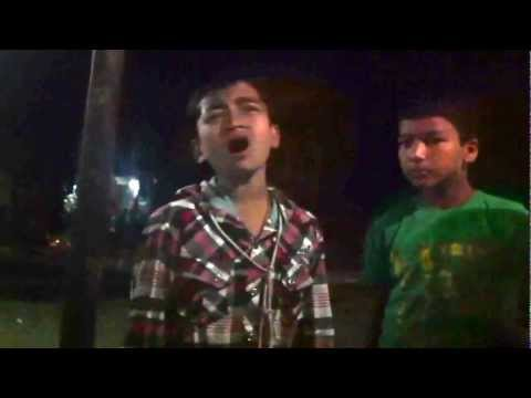 Boy With Great Singing Talent from Nepal