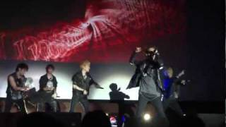 111103 [HD FANCAM] SHINee (샤이니/;シャイニー) - Lucifer, LKKF-London 2011