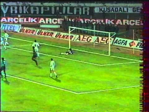1993 November 3 Besiktas Turkey 0 Ajax Amsterdam Holland 4 Cup Winners Cup