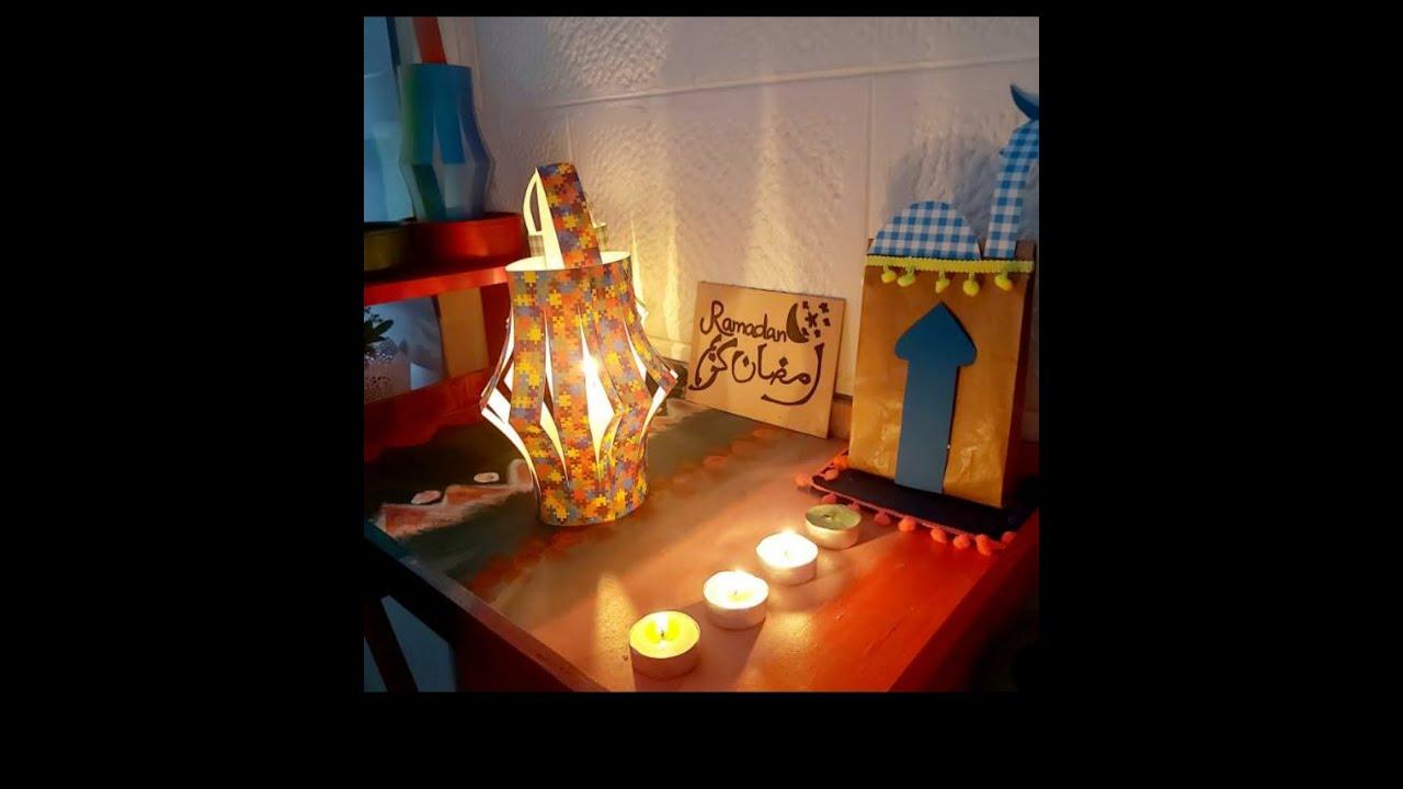 طريقة عمل فوانيس رمضان - كل عام و انتم بخير