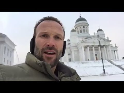 Winter Travel in Helsinki, Finland | Travel Vlog