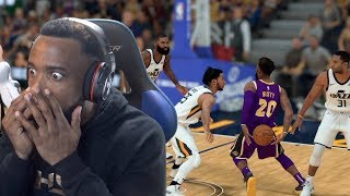 Finessing and Styling On Derrick Rose! NBA 2K19 MyCareer 2k19 Ep 91