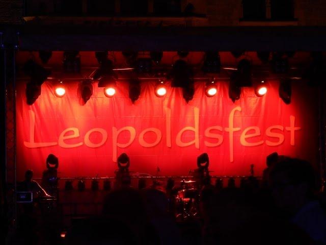 Leopoldsfest 2016: Guggenmusik - D´Wefzga