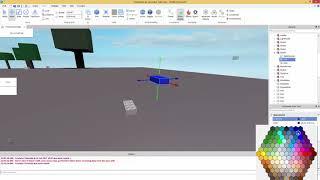 How to make a Weld Script - ROBLOX Scripting Tutorial